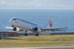 Mochi7D2さんが、関西国際空港で撮影した日本トランスオーシャン航空 737-446の航空フォト(写真)