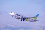 kitayocchiさんが、新千歳空港で撮影したAIR DO 737-781の航空フォト(写真)