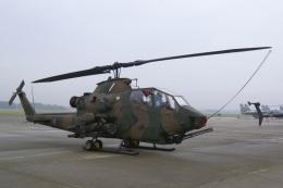 senyoさんが、茨城空港で撮影した陸上自衛隊 AH-1Sの航空フォト(写真)