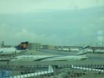 金魚さんが、フランクフルト国際空港で撮影したエル・アル航空 757-258の航空フォト(写真)