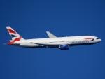 竜747さんが、羽田空港で撮影したブリティッシュ・エアウェイズ 777-236/ERの航空フォト(写真)