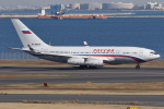 kinsanさんが、羽田空港で撮影したロシア航空 Il-96-300の航空フォト(写真)