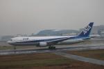 職業旅人さんが、伊丹空港で撮影した全日空 767-381の航空フォト(写真)