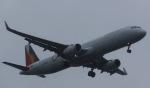 パピヨンさんが、羽田空港で撮影したフィリピン航空 A321-231の航空フォト(写真)