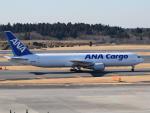 きゅうさんが、成田国際空港で撮影した全日空 767-381/ER(BCF)の航空フォト(写真)