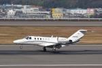 qooさんが、高松空港で撮影したオートパンサー 525A Citation CJ2の航空フォト(写真)