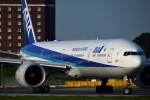harahara555さんが、成田国際空港で撮影した全日空 777-381/ERの航空フォト(写真)