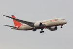 こだしさんが、成田国際空港で撮影したエア・インディア 787-8 Dreamlinerの航空フォト(写真)
