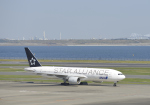 雲霧さんが、羽田空港で撮影した全日空 777-281の航空フォト(写真)