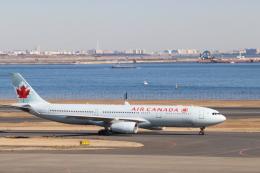 cherrywing787さんが、羽田空港で撮影したエア・カナダ A330-343Xの航空フォト(写真)
