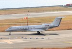 青春の1ページさんが、関西国際空港で撮影したアメリカ企業所有 G500/G550 (G-V)の航空フォト(写真)