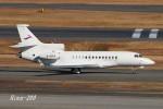 RINA-200さんが、羽田空港で撮影した金鹿航空 Dassaultの航空フォト(写真)