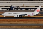 kaeru6006さんが、羽田空港で撮影した日本航空 767-346/ERの航空フォト(写真)