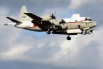subaristさんが、厚木飛行場で撮影した海上自衛隊 UP-3Cの航空フォト(写真)