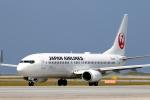 かみじょー。さんが、那覇空港で撮影したJALエクスプレス 737-846の航空フォト(写真)