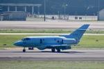 ジャコビさんが、名古屋飛行場で撮影した航空自衛隊 U-125A(Hawker 800)の航空フォト(写真)
