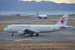 空が大好き!さんが、関西国際空港で撮影した中国東方航空 A320-214の航空フォト(写真)