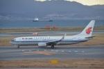 空が大好き!さんが、関西国際空港で撮影した中国国際航空 737-89Lの航空フォト(写真)