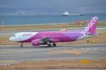 空が大好き!さんが、関西国際空港で撮影したピーチ A320-214の航空フォト(写真)