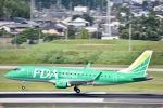 ジャコビさんが、名古屋飛行場で撮影したフジドリームエアラインズ ERJ-170-200 (ERJ-175STD)の航空フォト(写真)