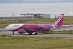 Cassiopeia737さんが、関西国際空港で撮影したピーチ A320-214の航空フォト(写真)