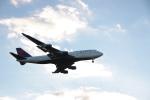 wagonist24wさんが、成田国際空港で撮影したノースウエスト航空 747-151の航空フォト(写真)