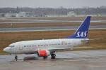 安芸あすかさんが、ベルリン・テーゲル空港で撮影したスカンジナビア航空 737-683の航空フォト(写真)