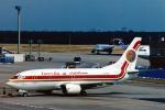 菊池 正人さんが、フランクフルト国際空港で撮影したエジプト航空 737-566の航空フォト(写真)