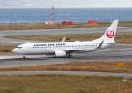 PGM200さんが、関西国際空港で撮影した日本航空 737-846の航空フォト(写真)