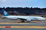 吉田高士さんが、成田国際空港で撮影したニュージーランド航空 777-219/ERの航空フォト(写真)