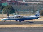 Mame @ TYOさんが、調布飛行場で撮影した新中央航空 228-212の航空フォト(写真)