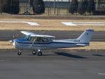 Mame @ TYOさんが、調布飛行場で撮影した朝日航空 172Pの航空フォト(写真)