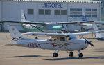 Mame @ TYOさんが、調布飛行場で撮影したアイベックスアビエイション 172S Skyhawk SPの航空フォト(写真)