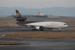 Koenig117さんが、関西国際空港で撮影したUPS航空 MD-11Fの航空フォト(写真)
