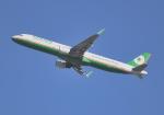 雲霧さんが、成田国際空港で撮影したエバー航空 A321-211の航空フォト(写真)