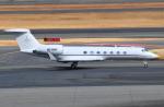 チャーリーマイクさんが、羽田空港で撮影したアメリカ企業所有 G-V-SP Gulfstream G550の航空フォト(写真)