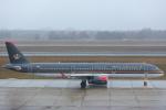 安芸あすかさんが、ベルリン・テーゲル空港で撮影したロイヤル・ヨルダン航空 A321-231の航空フォト(写真)