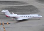 チャーリーマイクさんが、羽田空港で撮影したアメリカ企業所有 Gulfstream G650 (G-VI)の航空フォト(写真)