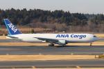 EXIA01さんが、成田国際空港で撮影した全日空 767-381Fの航空フォト(写真)
