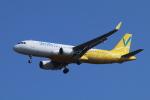 Mr.Jさんが、成田国際空港で撮影したバニラエア A320-214の航空フォト(写真)