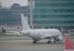 xiel0525さんが、香港国際空港で撮影したホンコン・ジェット A318-112 CJ Eliteの航空フォト(写真)
