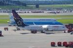 xiel0525さんが、ハンブルク空港で撮影したスイスインターナショナルエアラインズ Avro 146-RJ100の航空フォト(写真)
