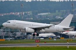 kansai-spotterさんが、チューリッヒ空港で撮影したオリンパス・エアウェイズ A319-132の航空フォト(写真)
