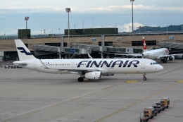 kansai-spotterさんが、チューリッヒ空港で撮影したフィンエアー A321-231の航空フォト(写真)