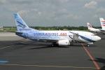 JRF spotterさんが、ルズィニエ国際空港で撮影したチェコ航空 737-55Sの航空フォト(写真)