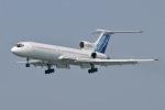 JRF spotterさんが、新潟空港で撮影したシベリア航空 Tu-154/155の航空フォト(写真)