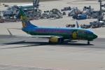 kansai-spotterさんが、フランクフルト国際空港で撮影したトゥイフライ 737-8K5の航空フォト(写真)