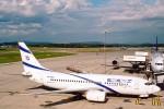 菊池 正人さんが、チューリッヒ空港で撮影したエル・アル航空 737-758の航空フォト(写真)