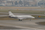 pringlesさんが、チューリッヒ空港で撮影したNetJets Transportes Aereos Falcon 2000EXの航空フォト(写真)