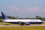 菊池 正人さんが、ジュネーヴ・コアントラン国際空港で撮影したエル・アル航空 737-86Nの航空フォト(写真)